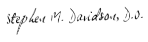 DrDavidsonSignature